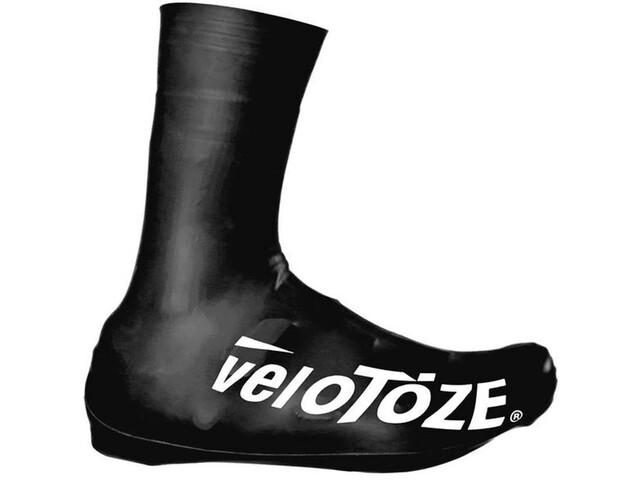 veloToze Road 2.0 Surchaussures Long, black
